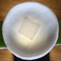Transluzenter Ton: Masse für durchsichtige Keramik