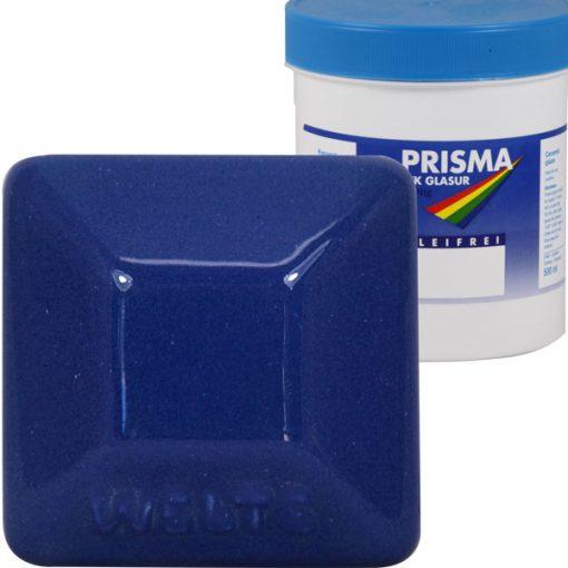 Welte flüssige Glanzglasur FGG 102 - blau-opaqué