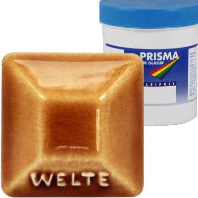 Welte flüssige Glanzglasur FGG 120 - brauner Honig