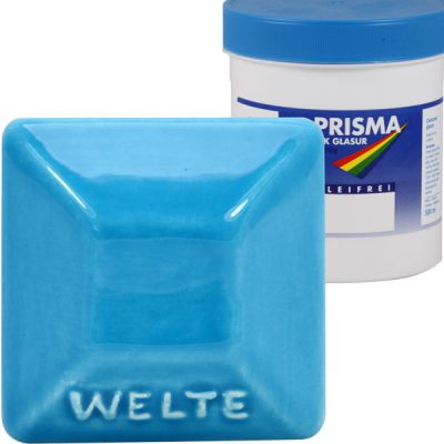 Welte flüssige Glanzglasur FGG 54 - pfauen-blau