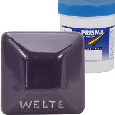 Welte flüssige Glanzglasur FGG 75 - violettglanz