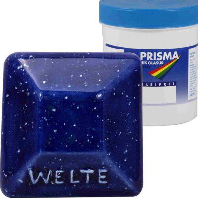 Welte flüssige Glanzglasur FGG 82 - kosmos-blau