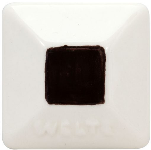 Welte Dekorfarbe KD 16 - schwarz-braun