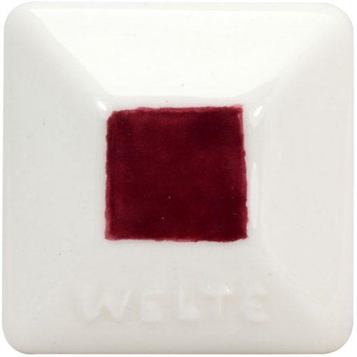 Welte Dekorfarbe KD 26 - kirsch-rot