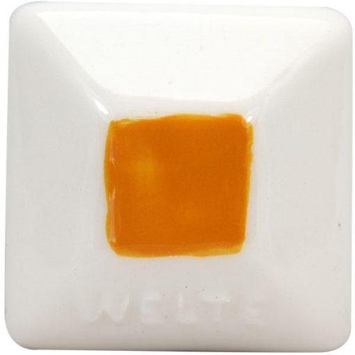 Welte Dekorfarbe KD 28 - orange-gelb