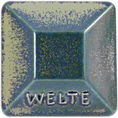 Welte Effektglasur KGE 16A - stahl-blau (neu)
