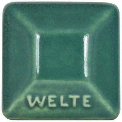 Welte Effektglasur KGE 23 mittel-grün