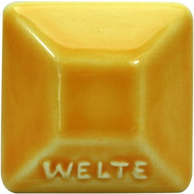 Welte Glanzglasur KGG 117 - orange-gelb