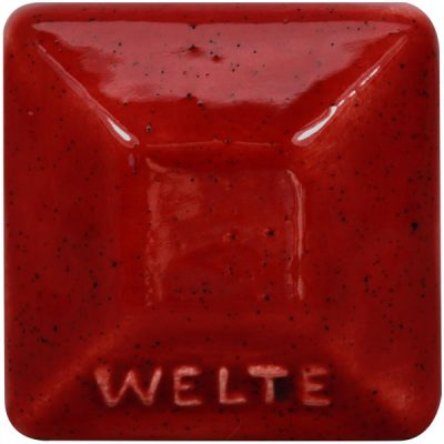 Welte Glanzglasur KGG 132 - tomate-sprenkel