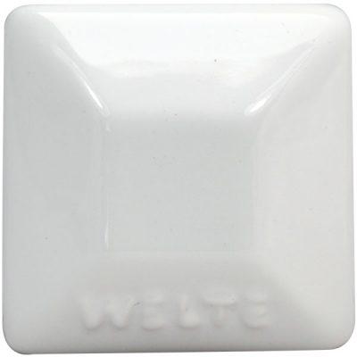 Welte Glanzglasur KGG 16 - zirkon-weiss