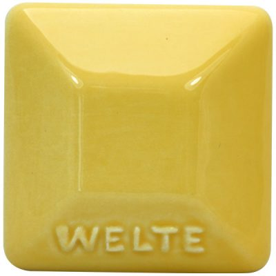 Welte Glanzglasur KGG 52 - kanarien-gelb