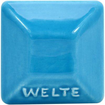 Welte Glanzglasur KGG 54 - pfauen-blau
