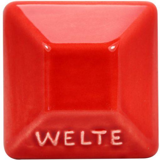 Welte Glanzglasur KGG 68 - rot
