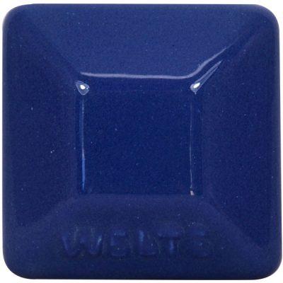 Welte Glanzglasur KGG 102 - blau-opaqué