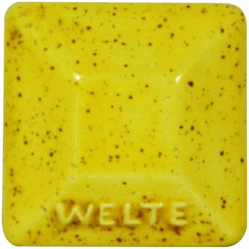 Welte Glanzglasur KGG 130 - raps-sprenkel