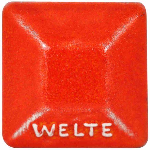 Welte Glanzglasur KGG 135 - rot glzd.
