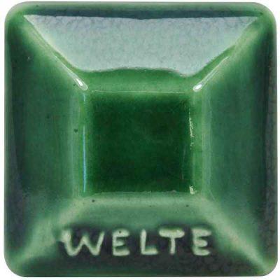 Welte Glanzglasur 124 - glasgrün