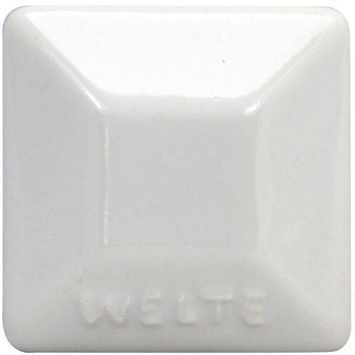 Welte Glanzglasur KGG 60 - zinn-weiss