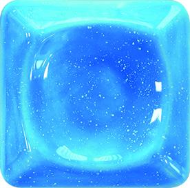 Welte Glanzglasur KGG 81 – kosmos-azur