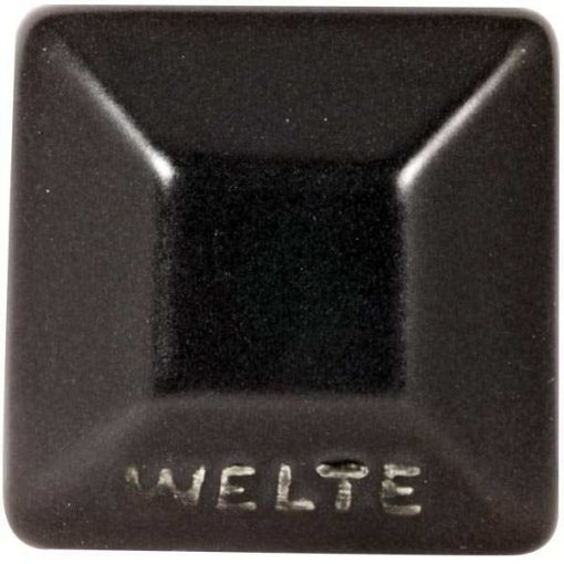 Mattglasur KGM 62 – schwarz