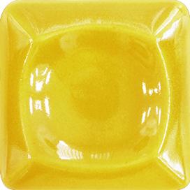 Welte Steinzeugglasur KGS 65 – solar-gelb