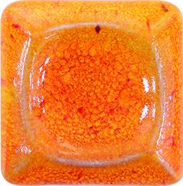 Welte Steinzeugglasur KGS 66 – solar-orange