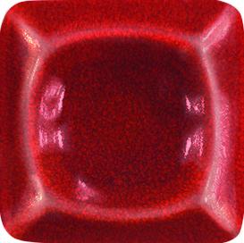Welte Steinzeugglasur KGS 67 – solar-hellrot