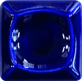 Welte Steinzeugglasur KGS 69 – indigo-glänzend