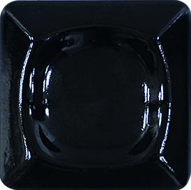 Welte Steinzeugglasur KGS 73 – negro-glänzend