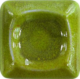 Welte Steinzeugglasur KGS 80 – froschgrün